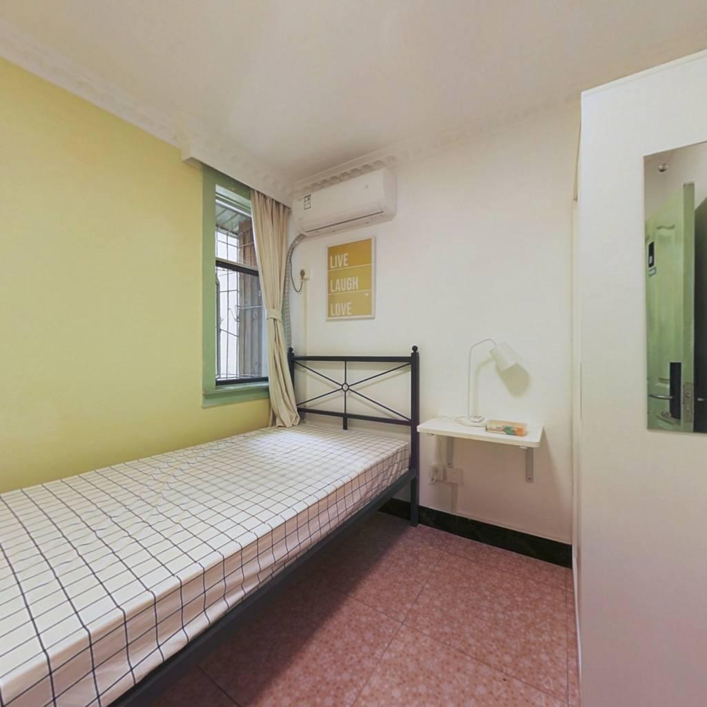 合租·九里教师苑 3室1厅 南卧室图