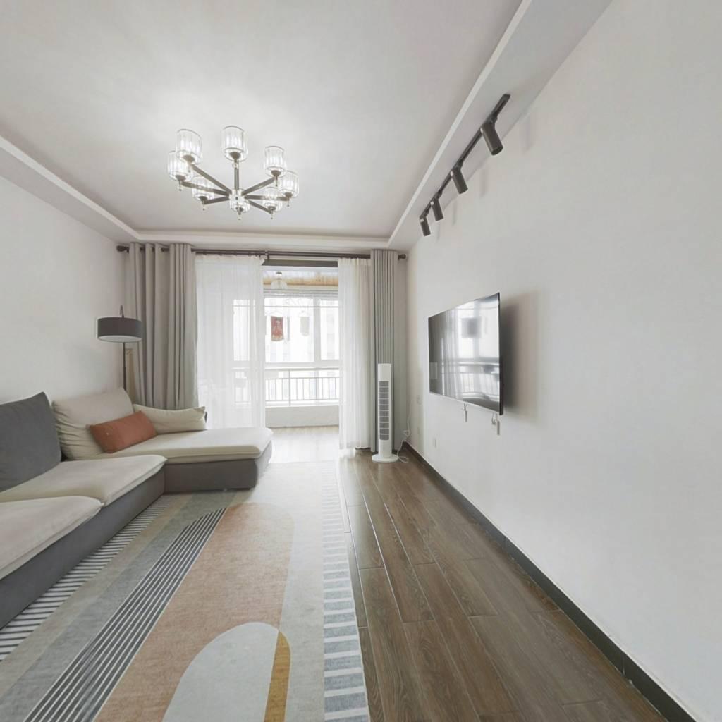 格瑞斯小镇 精装两室 好楼层位置佳 全天采光 随时看房