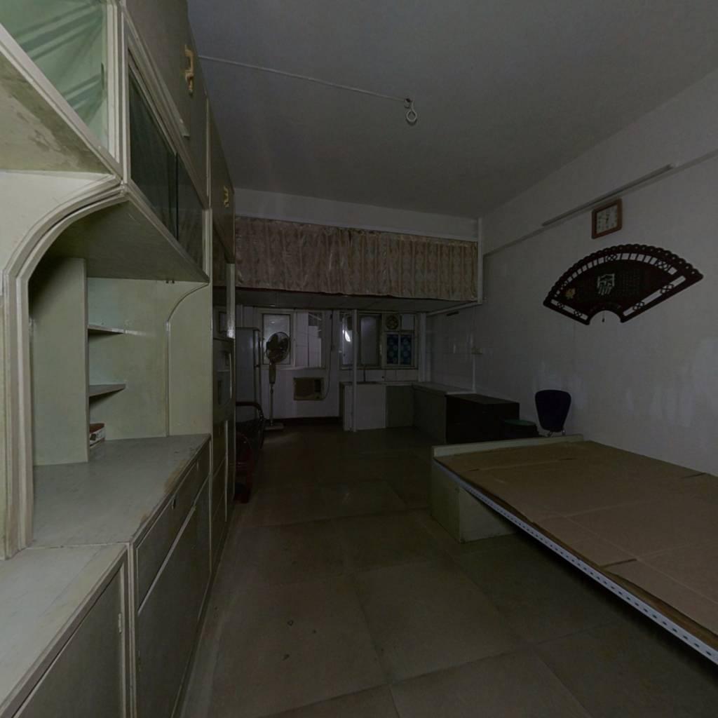 汉来广场 一居室 户型方正 老证 电梯房