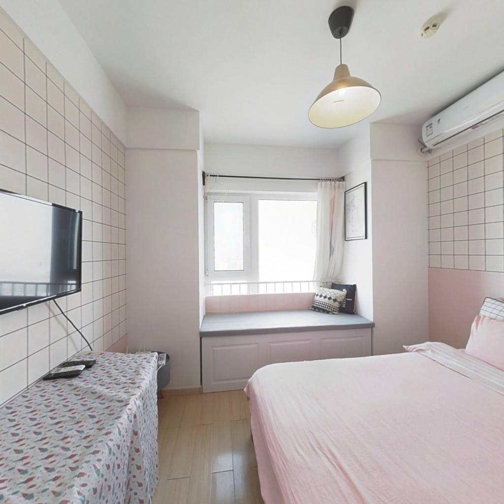 华润公寓单间,视野俱佳,海景房,装修好