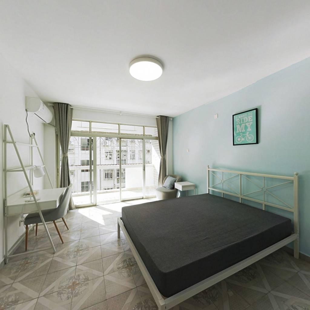 合租·锦洲花园 3室1厅 东卧室图