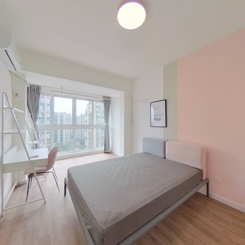 合租·大华海派风范 5室1厅 南卧室图
