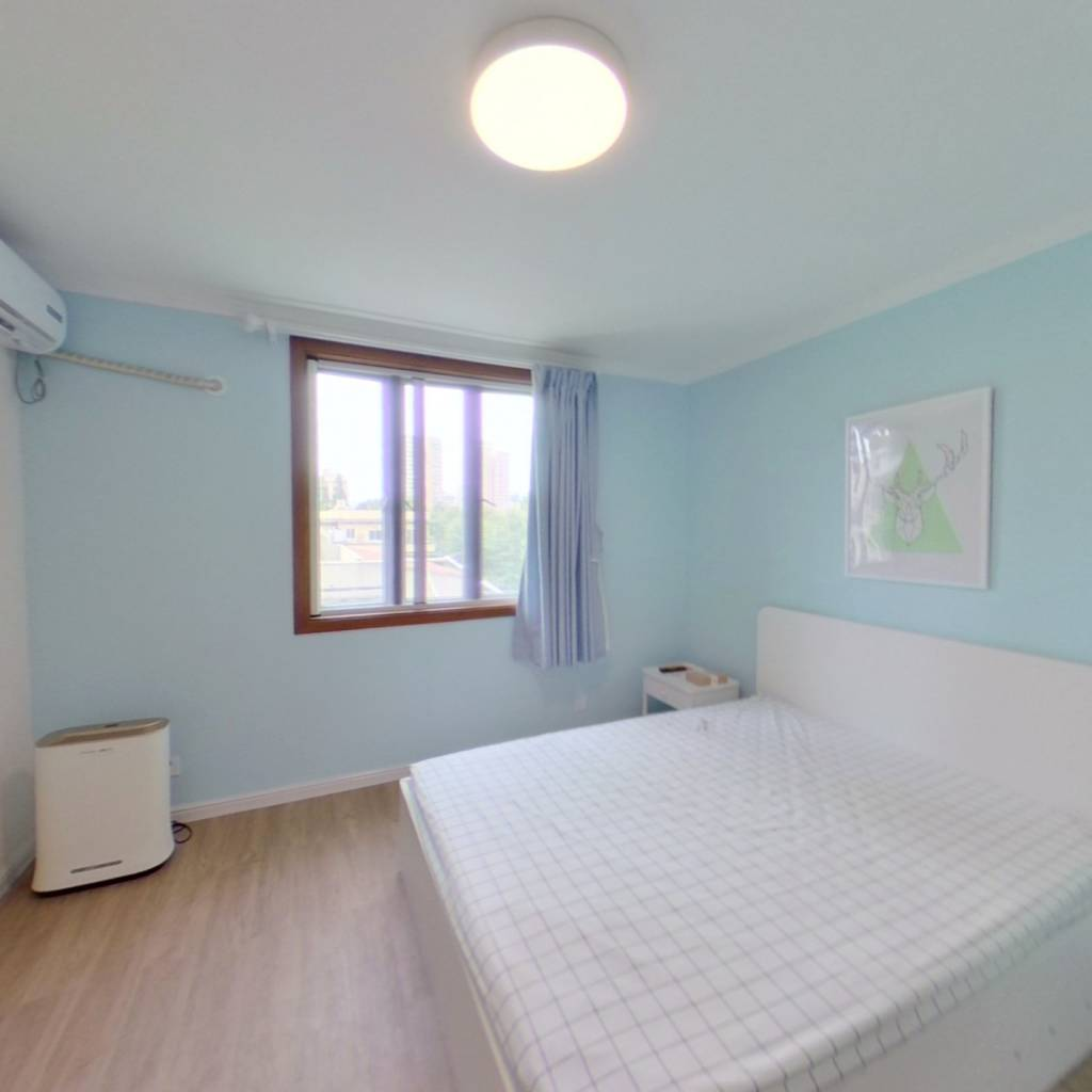 整租·久安小区 1室1厅 北卧室图