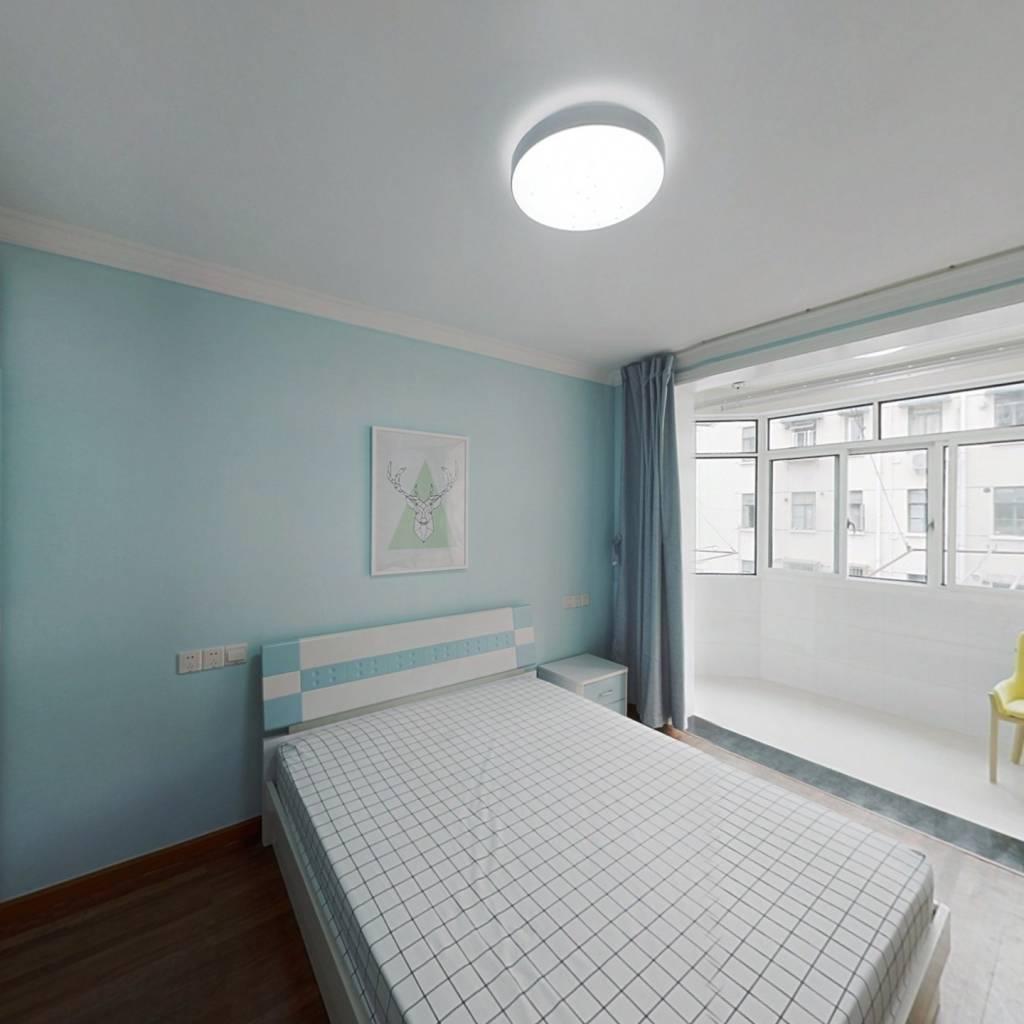整租·太浜巷小区 1室1厅 南卧室图