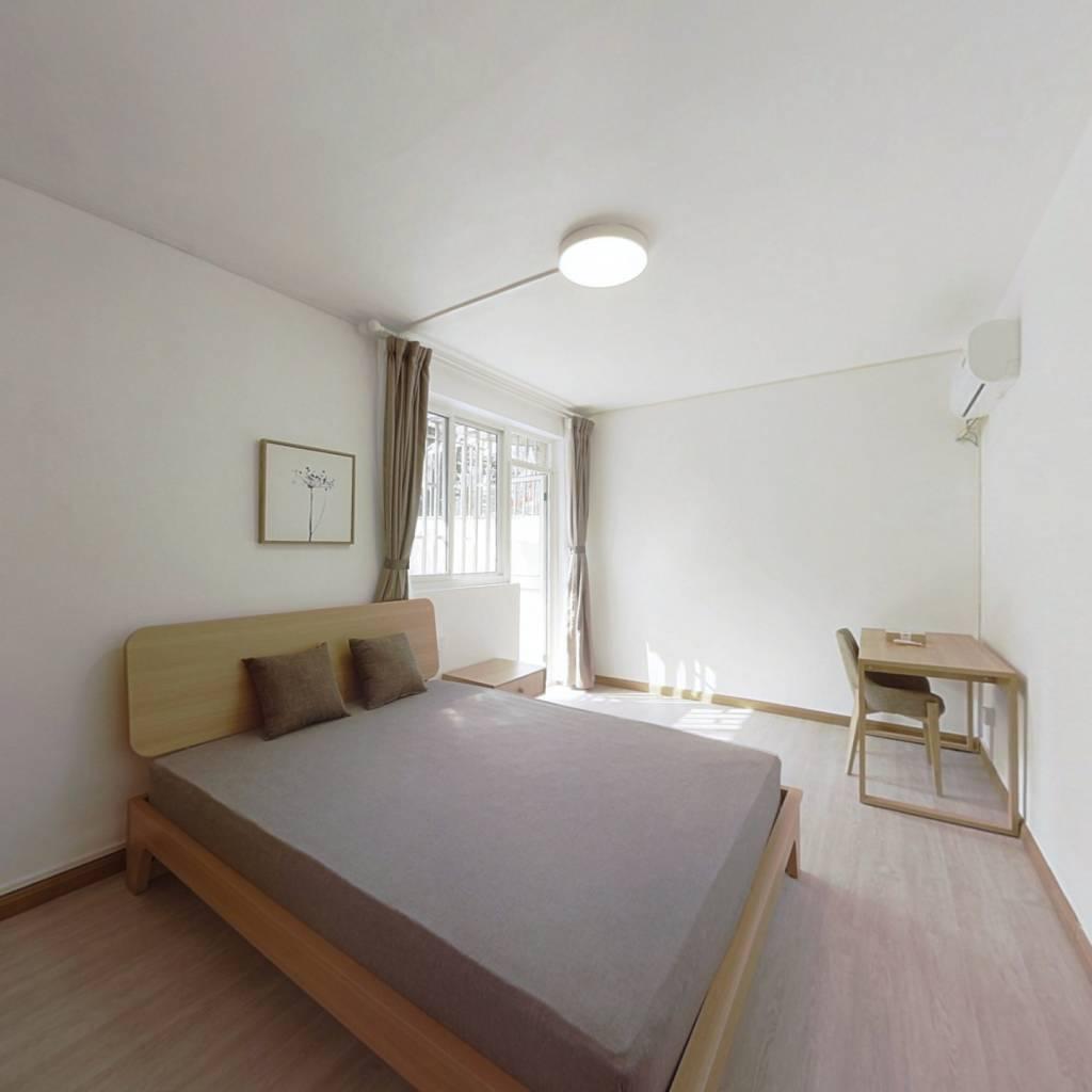 整租·开鲁三村 2室1厅 南卧室图