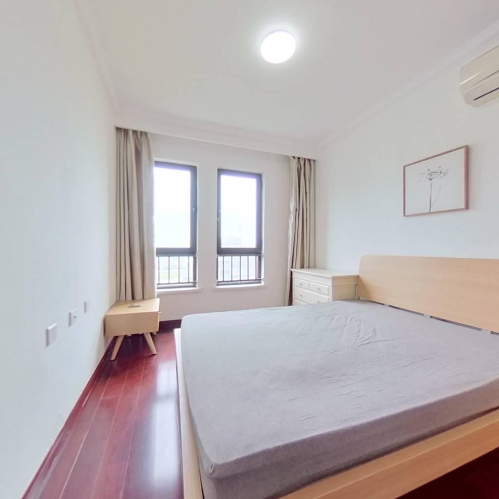 整租·绿地秋霞坊(公寓) 2室1厅 南卧室图