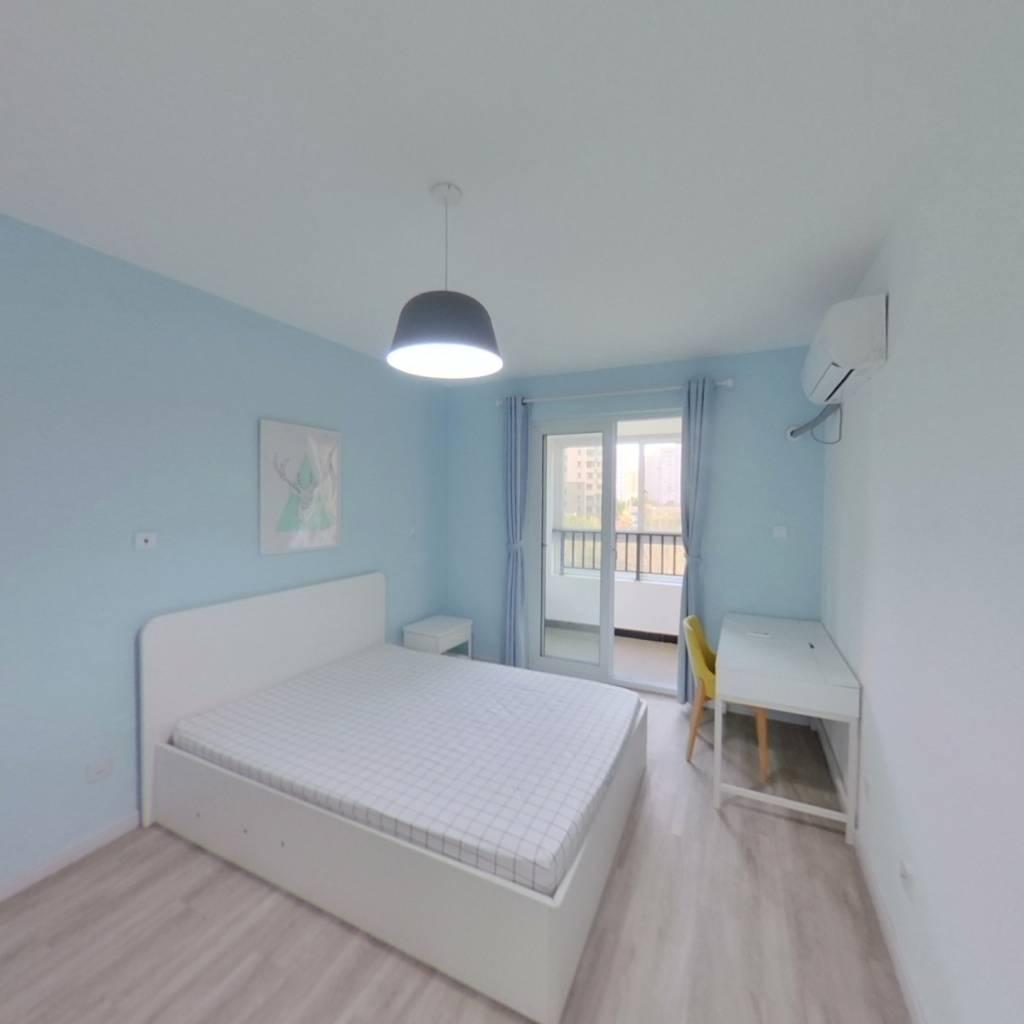 整租·瑞和雅苑 2室1厅 南卧室图