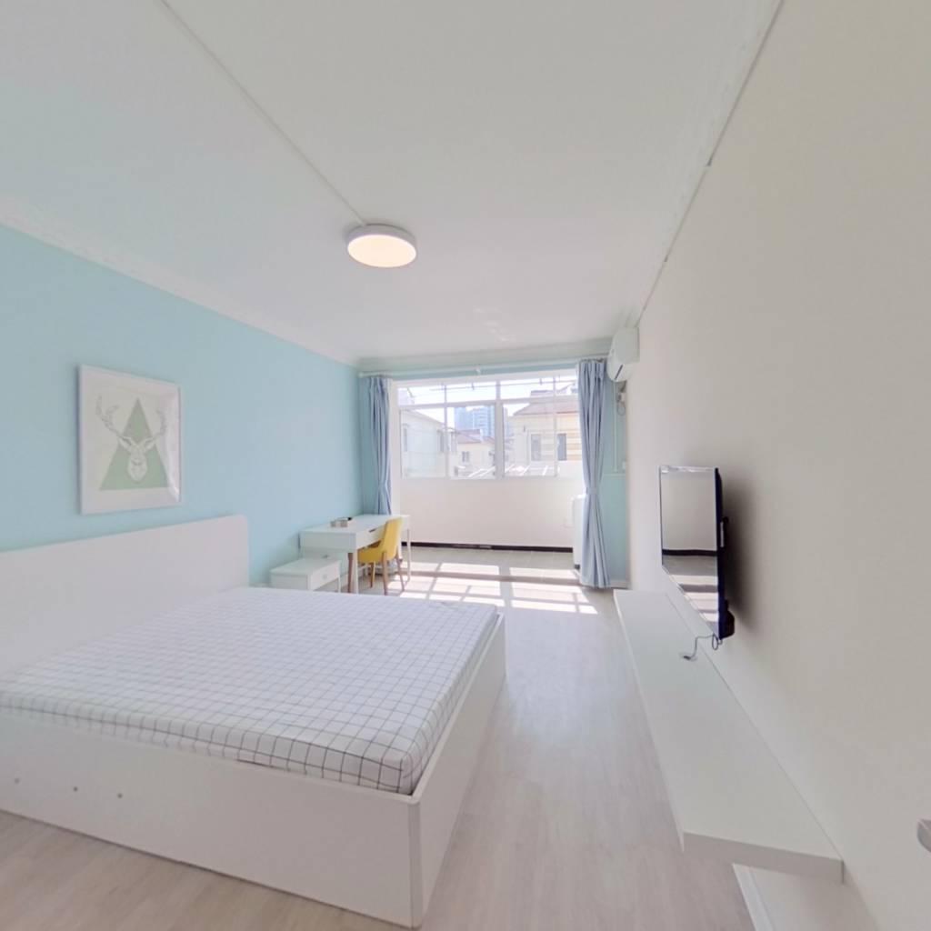 整租·新一小区 2室1厅 南卧室图