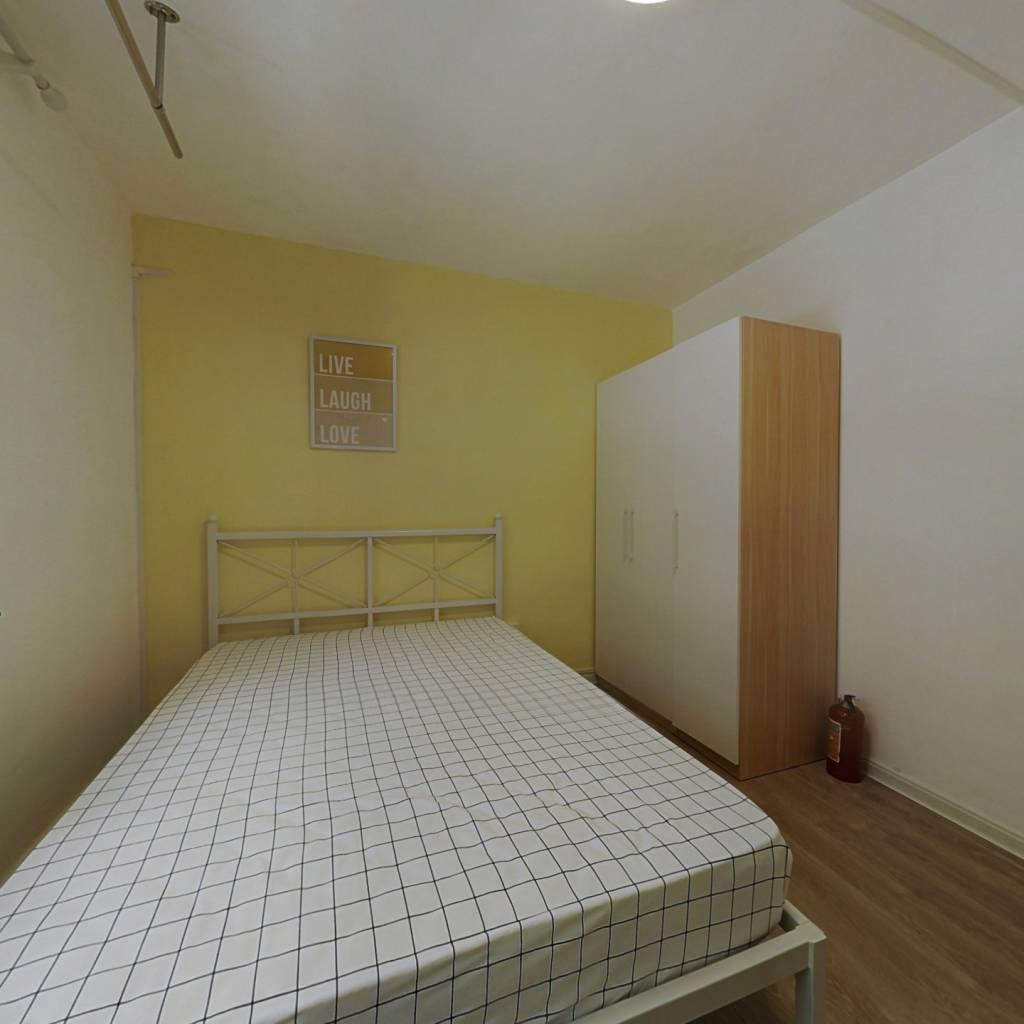 合租·九莲新村 4室1厅 南卧室图