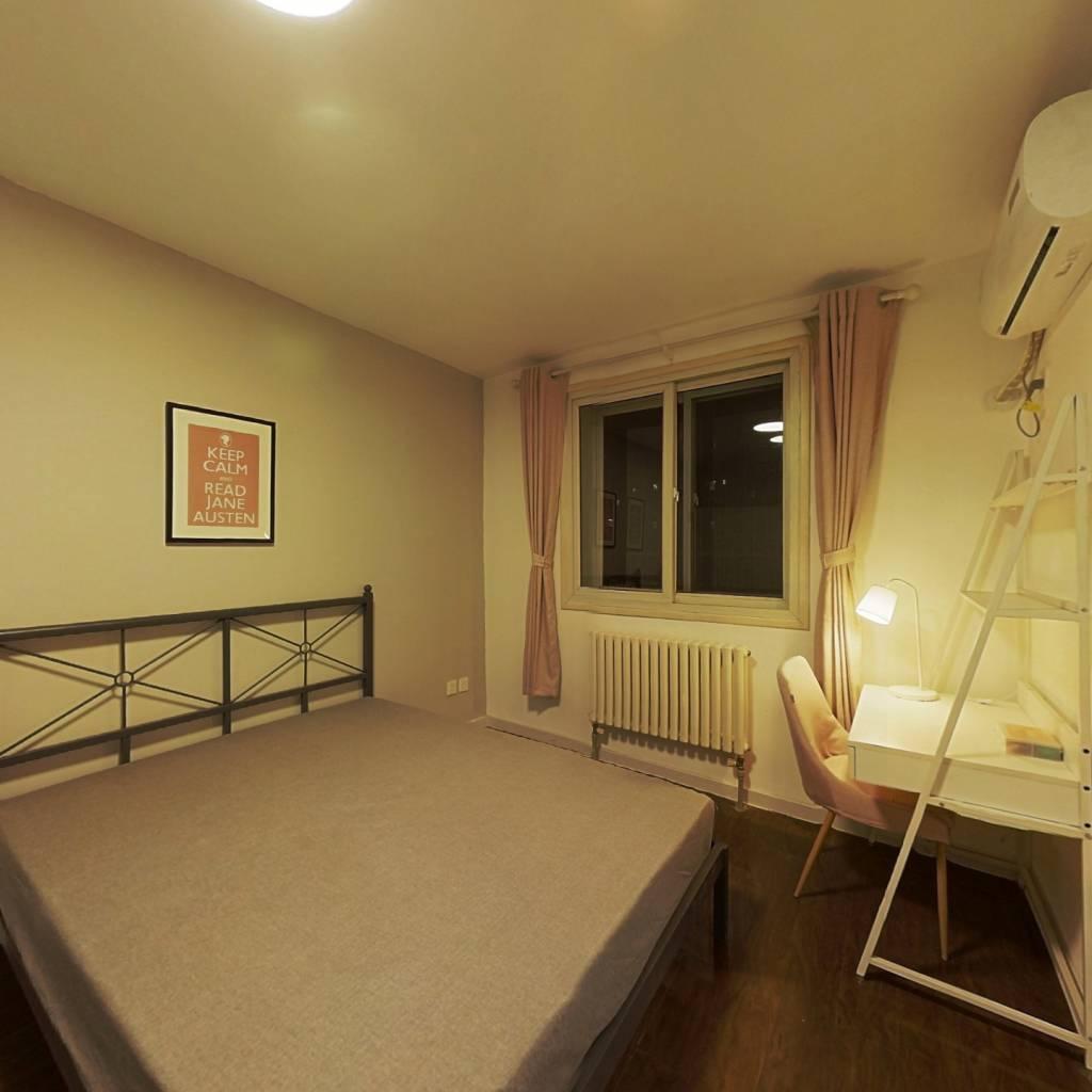 合租·晨光楼(河东区) 2室1厅 南卧室图