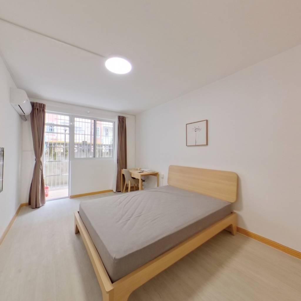整租·梅园二街坊 1室1厅 南卧室图