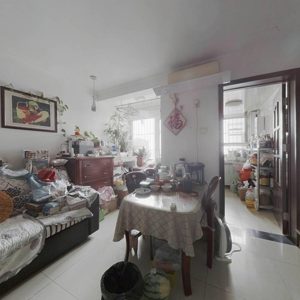 润生园优质南向一居室,高楼层,视野好