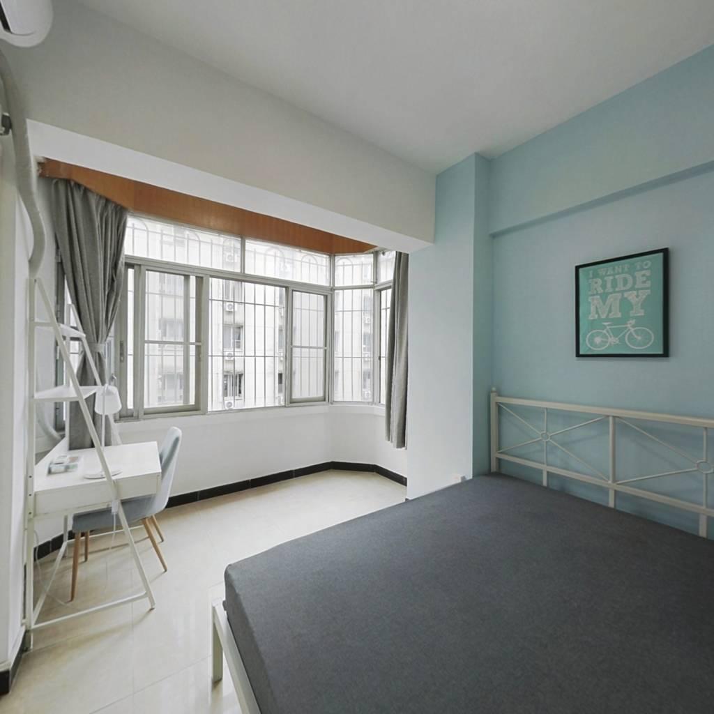 合租·广工大院 2室1厅 北卧室图