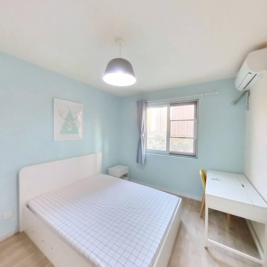 整租·汇福家园泰丰里 2室1厅 南卧室图