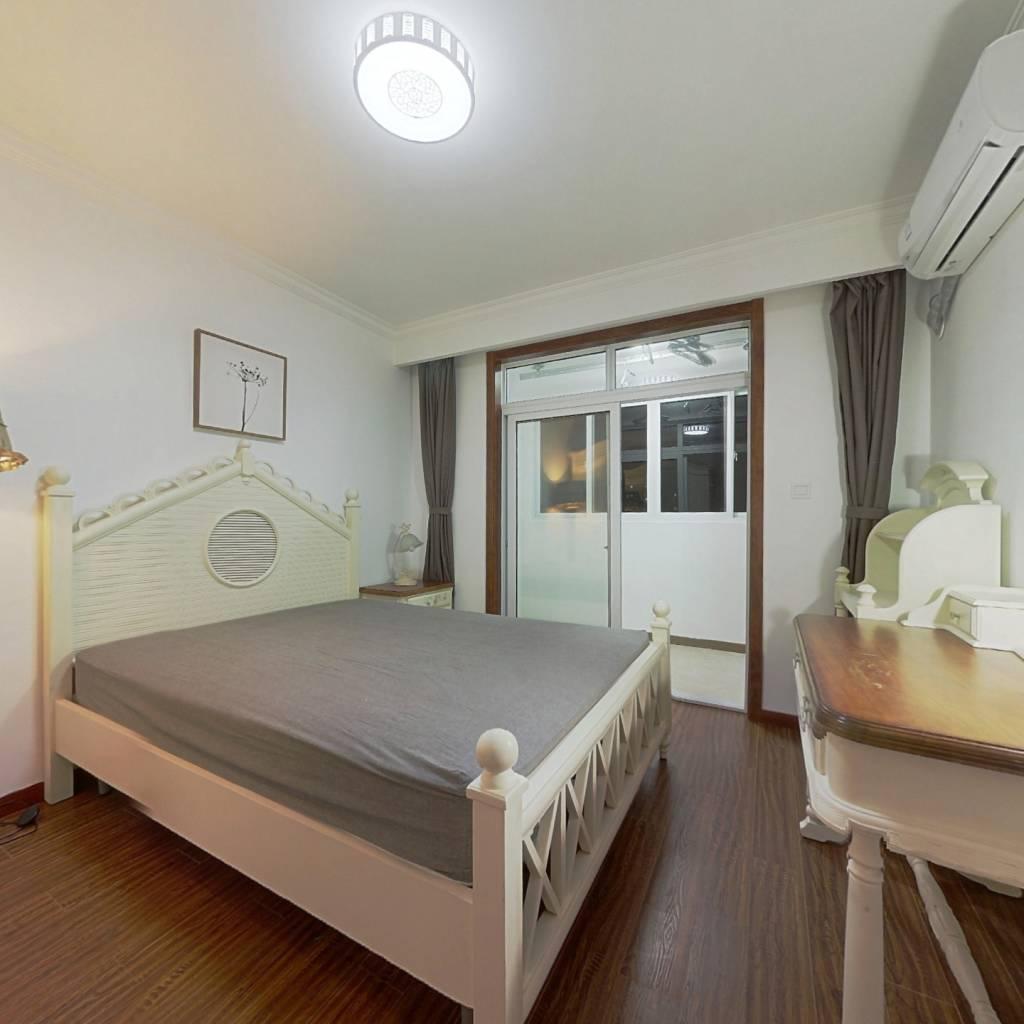 整租·宝祁雅苑(北区) 2室1厅 南卧室图