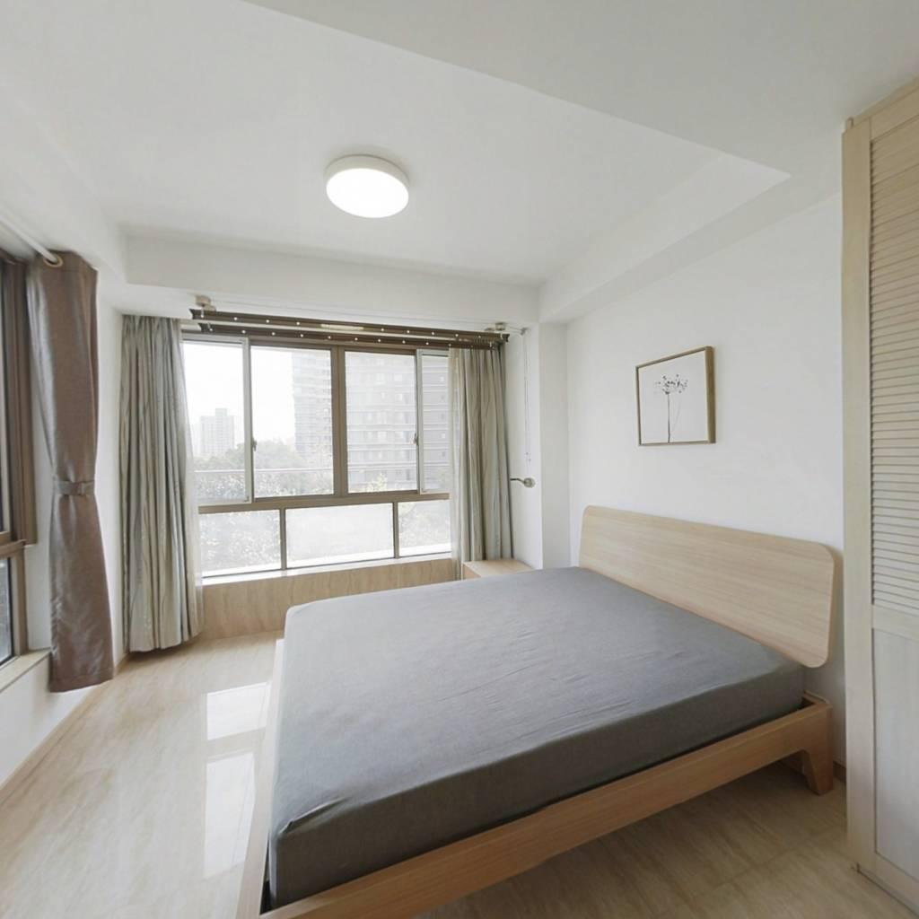 整租·慧芝湖花园 2室1厅 南卧室图