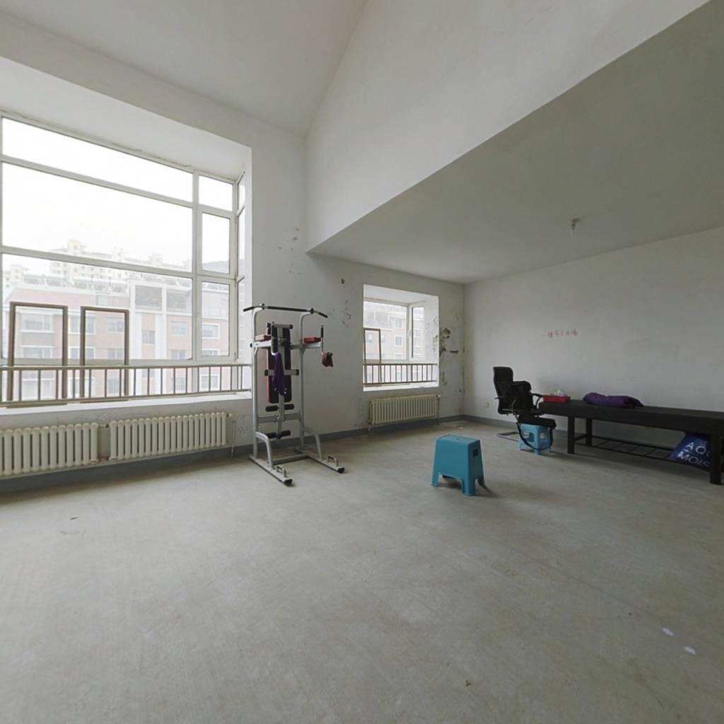 长安欣苑奇缺挑复式宅电梯洋房 三个大露台 无记录