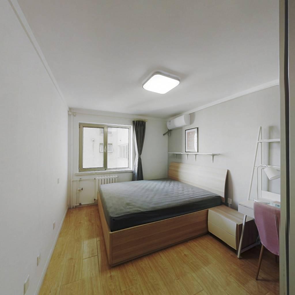 合租·望京新城 3室1厅 东南卧室图