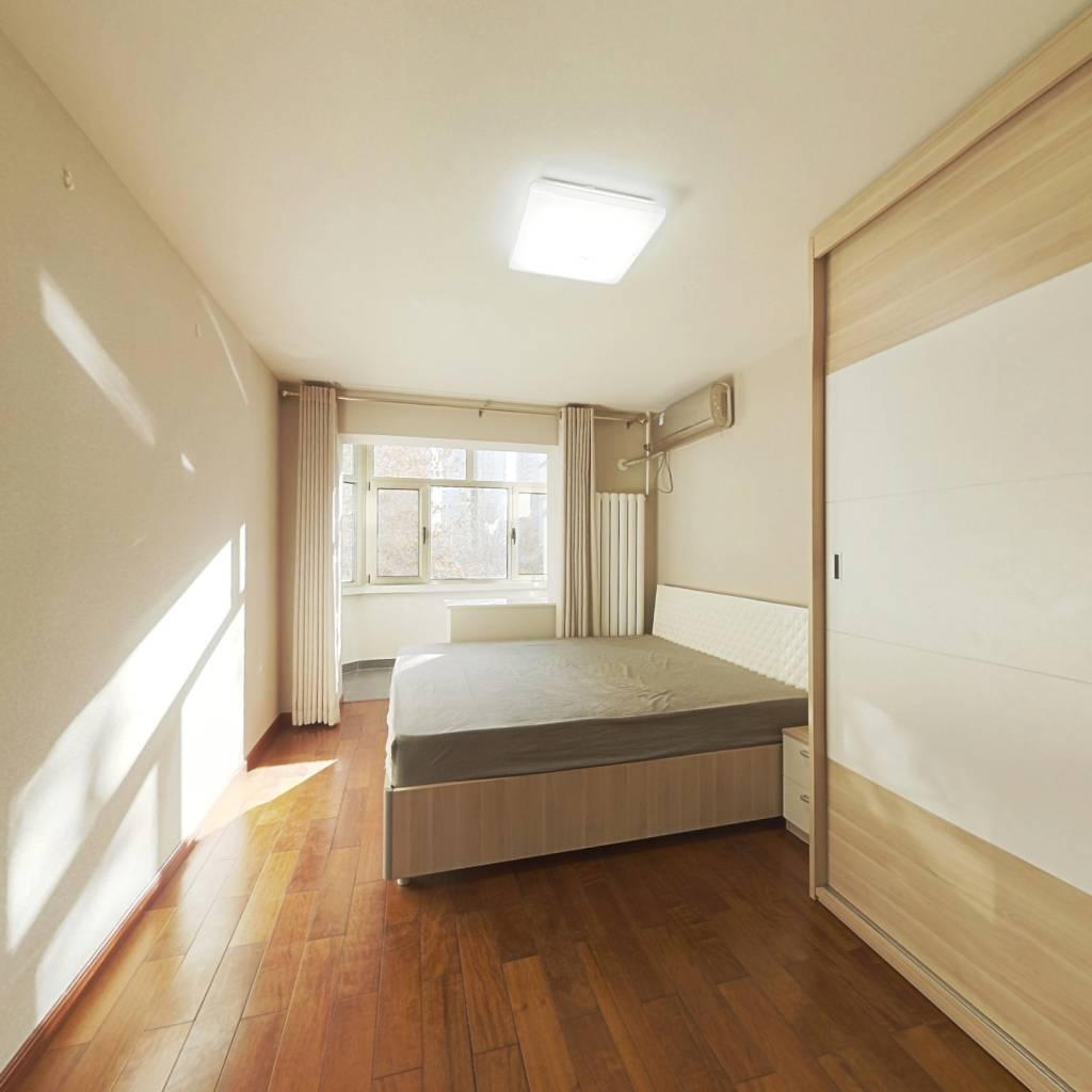 整租·育慧西里 2室1厅 南北卧室图