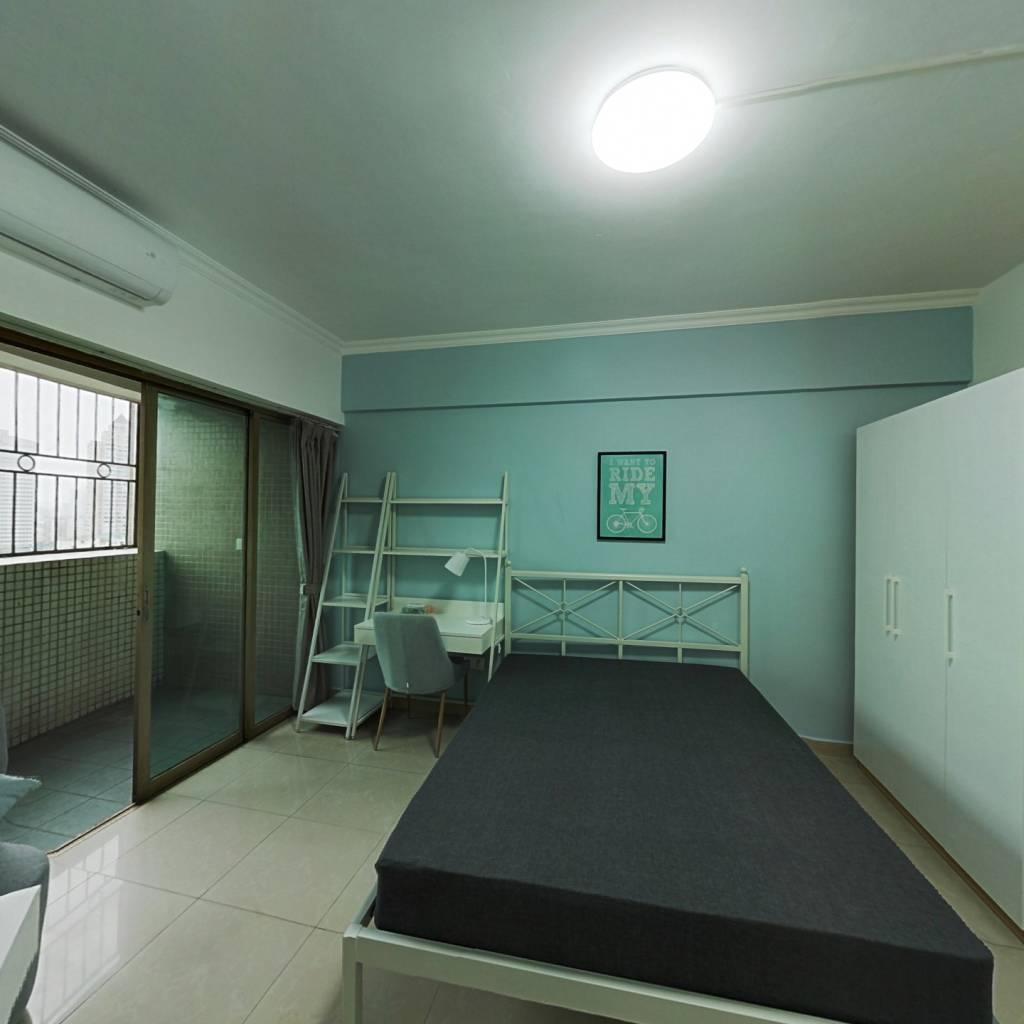 合租·鸿景园 4室1厅 东卧室图