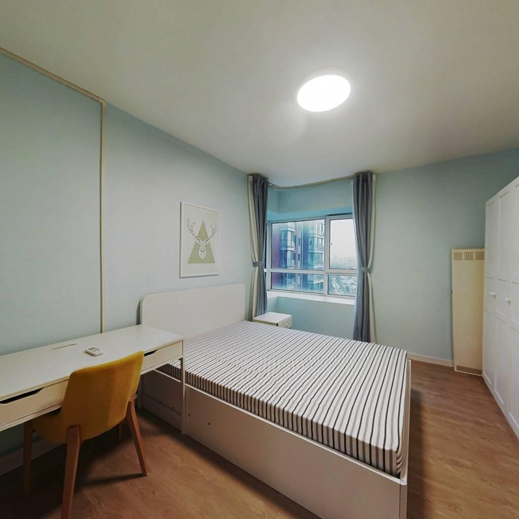 整租·梵谷水郡 2室1厅 西北卧室图