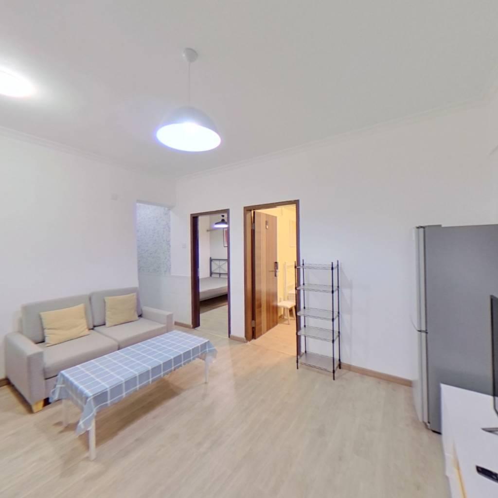 合租·保利红棉花园 2室1厅 东卧室图