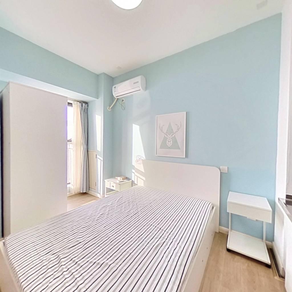 整租·万达茂 1室1厅 西卧室图