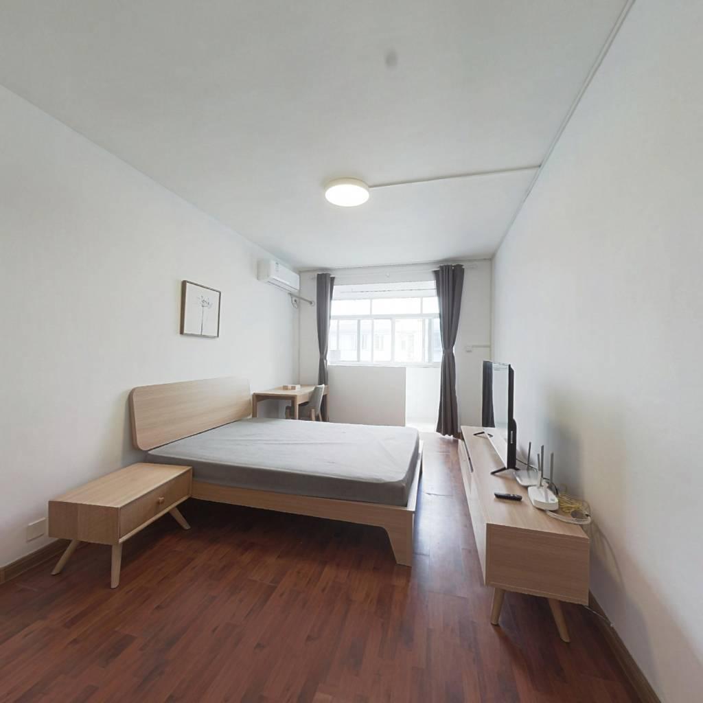 整租·东陆新村七街坊 2室1厅 南北卧室图