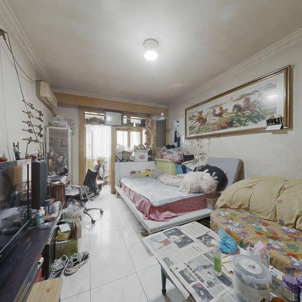 永泰东里 南北通透 正规两居室 总价低