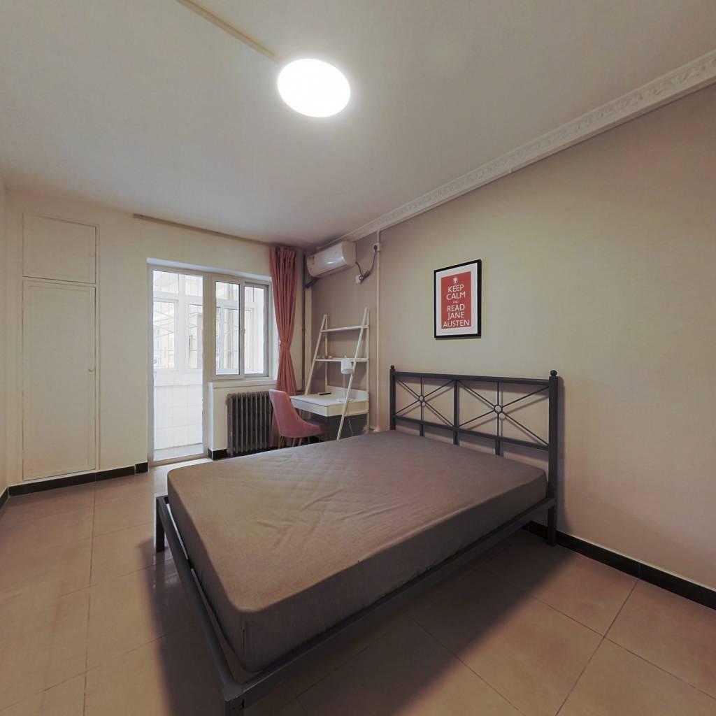 合租·永樂東區 2室1廳 南臥室圖