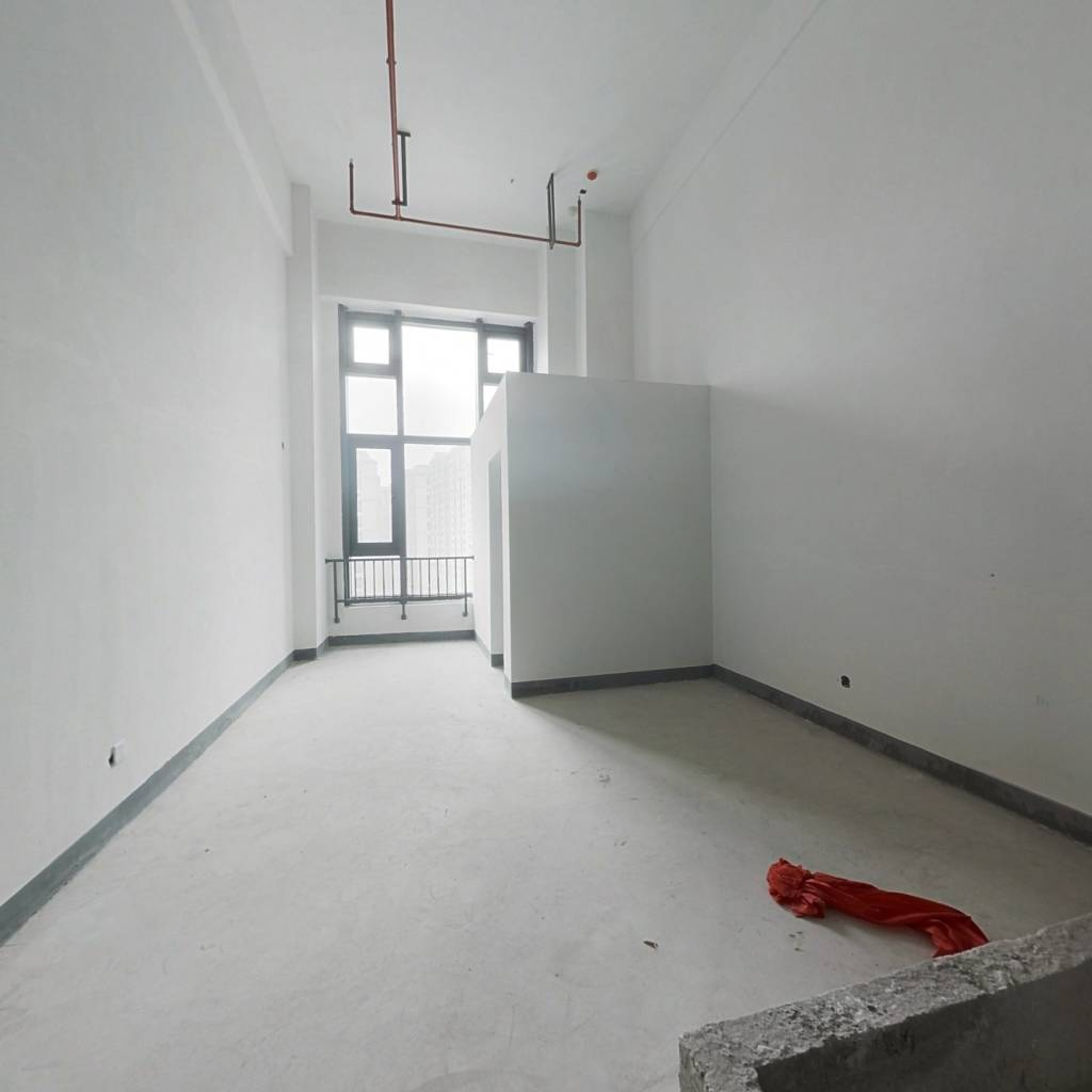 小户型的公寓型住宅 户型精巧 适合年轻人居住
