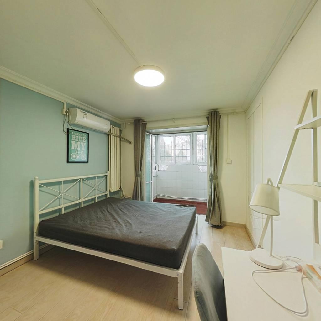 合租·居华里 3室1厅 西南卧室图
