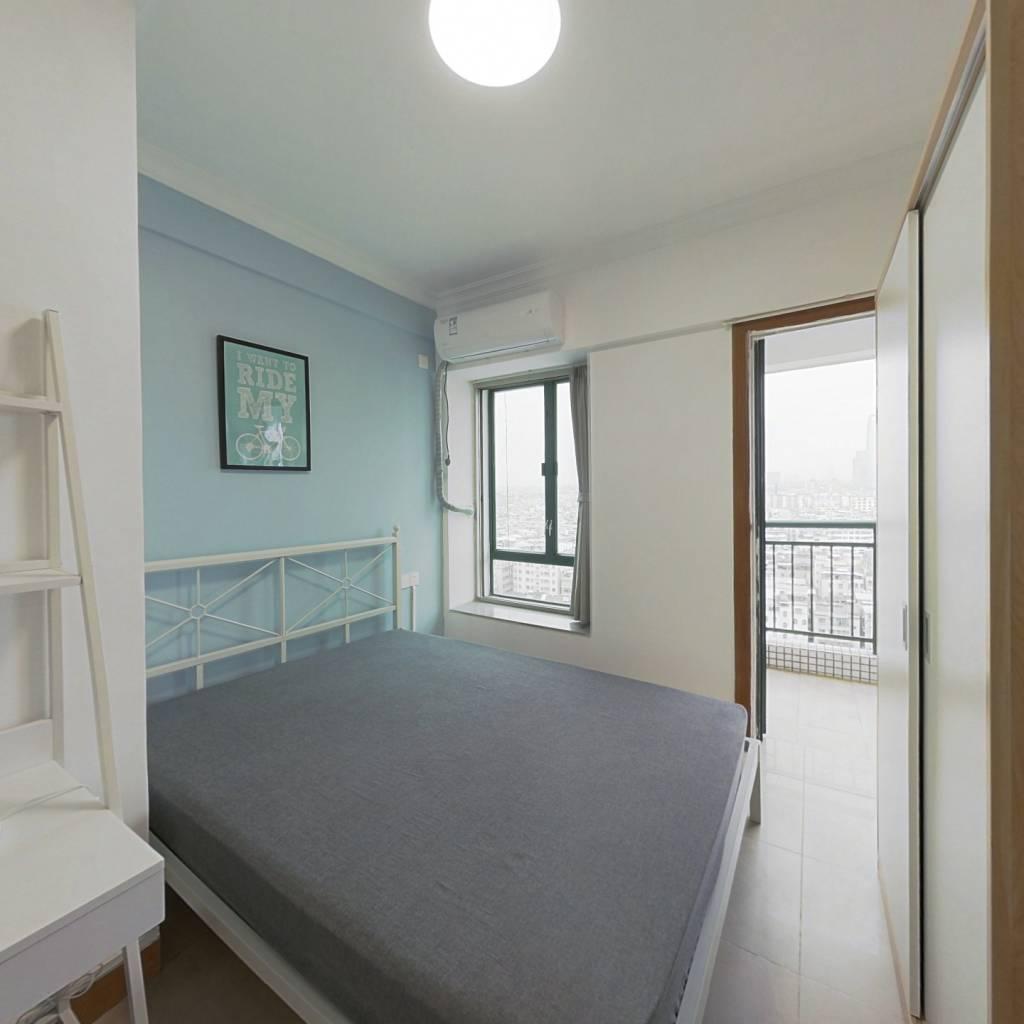 合租·美好居 3室1厅 南卧室图