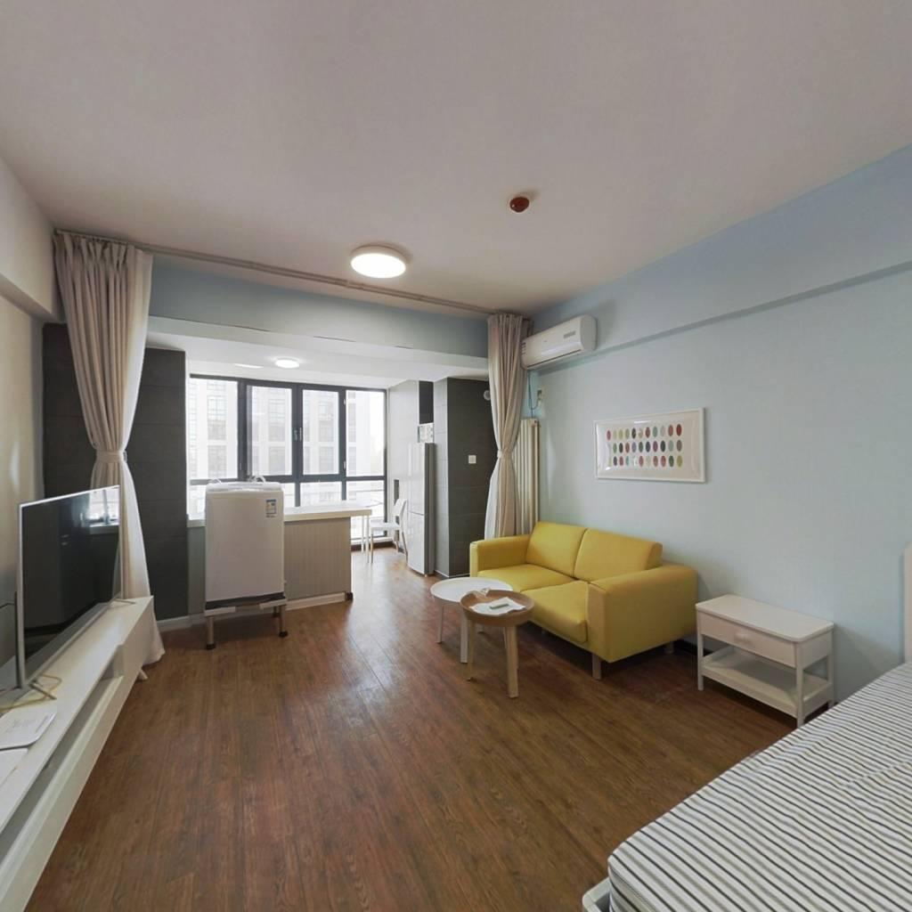 整租·上线6号 1室1厅 东卧室图