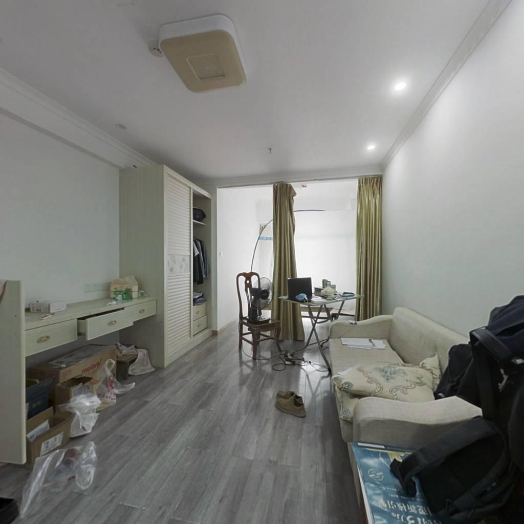 中百仓储名流公寓精装一室30万外地户口可以买