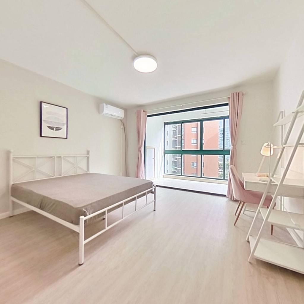合租·五一新村 4室1厅 北卧室图