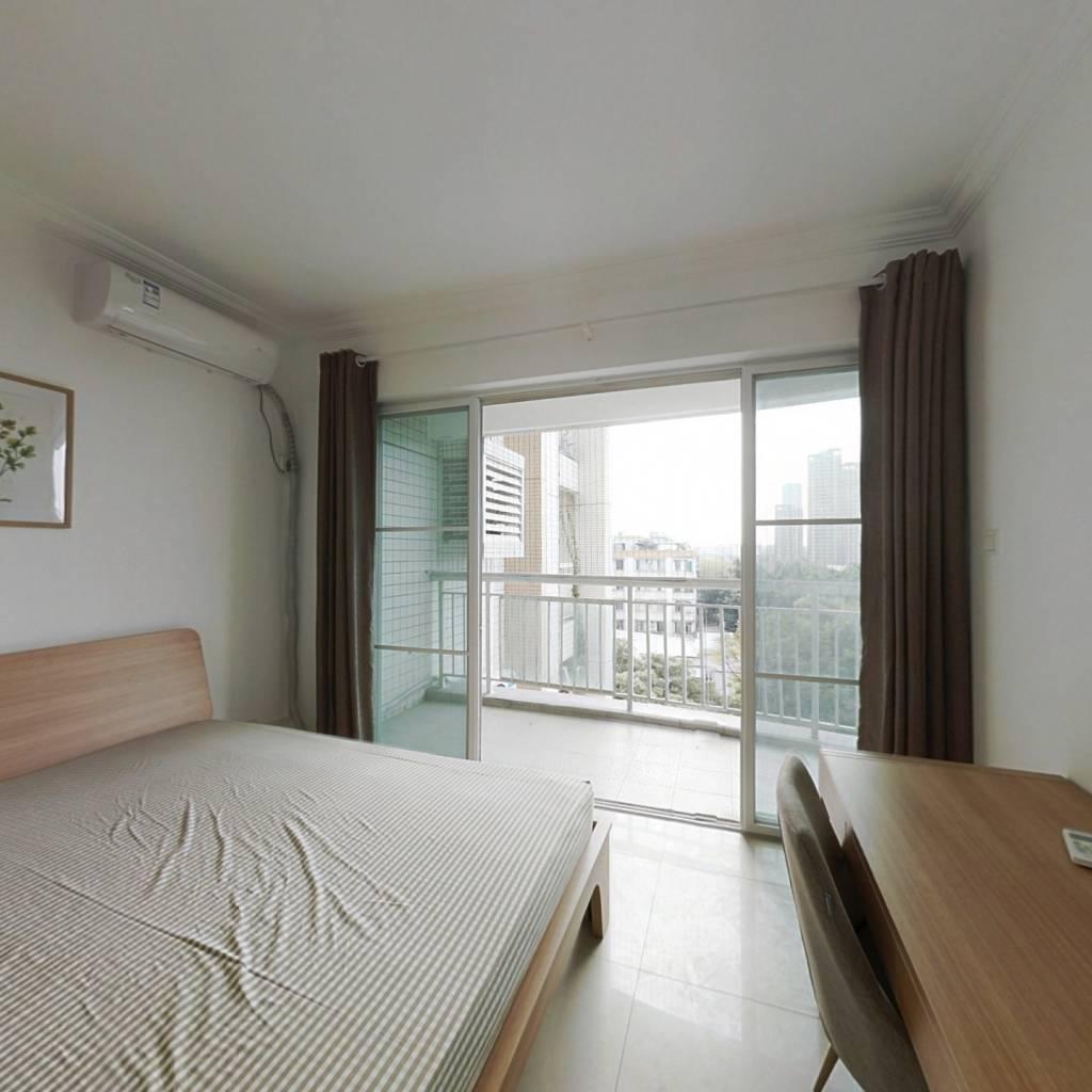 合租·森语星园 4室1厅 南卧室图