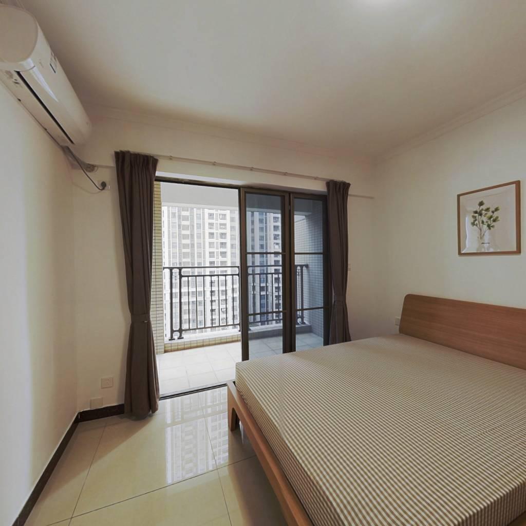 合租·琶洲新村 4室1厅 南卧室图
