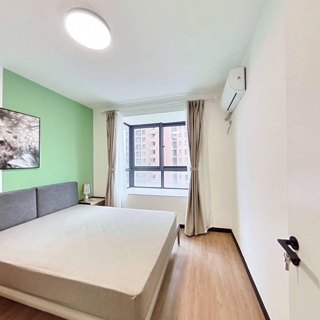 整租·中环和乐苑 2室1厅 南卧室图