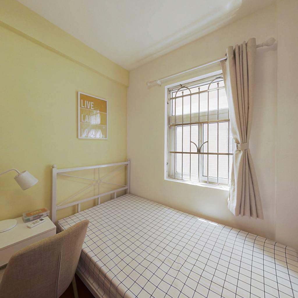 合租·晓港湾 2室1厅 北卧室图