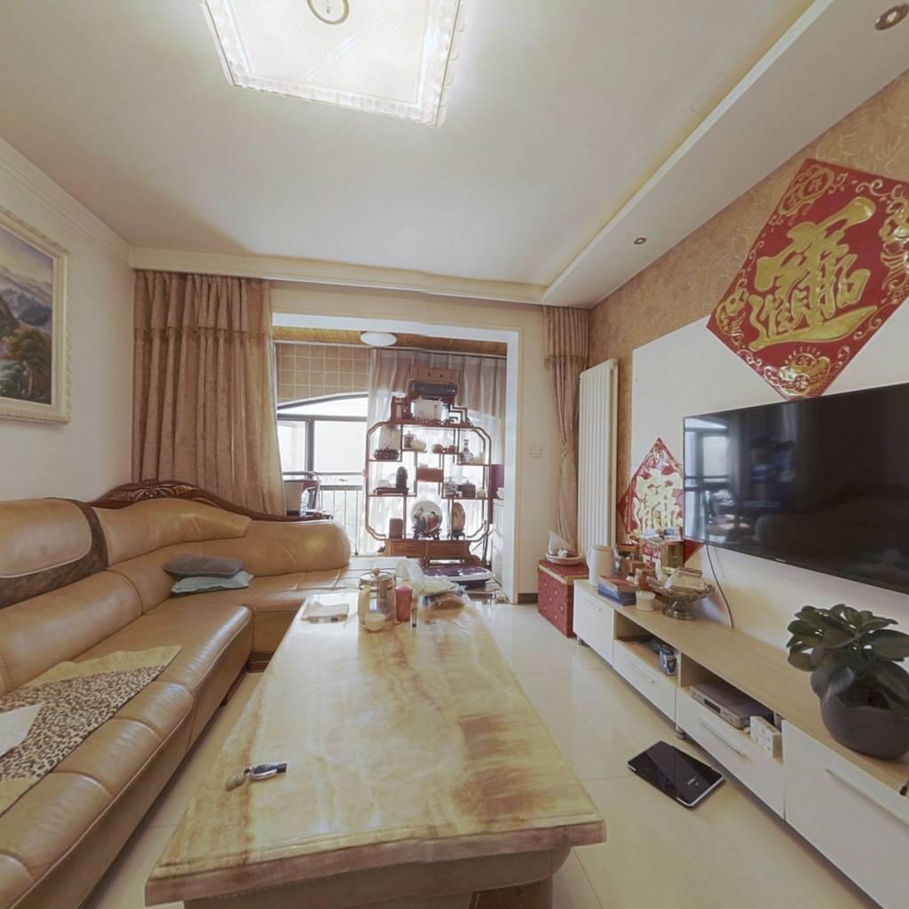 世纪新筑玫瑰园 3室2厅 南