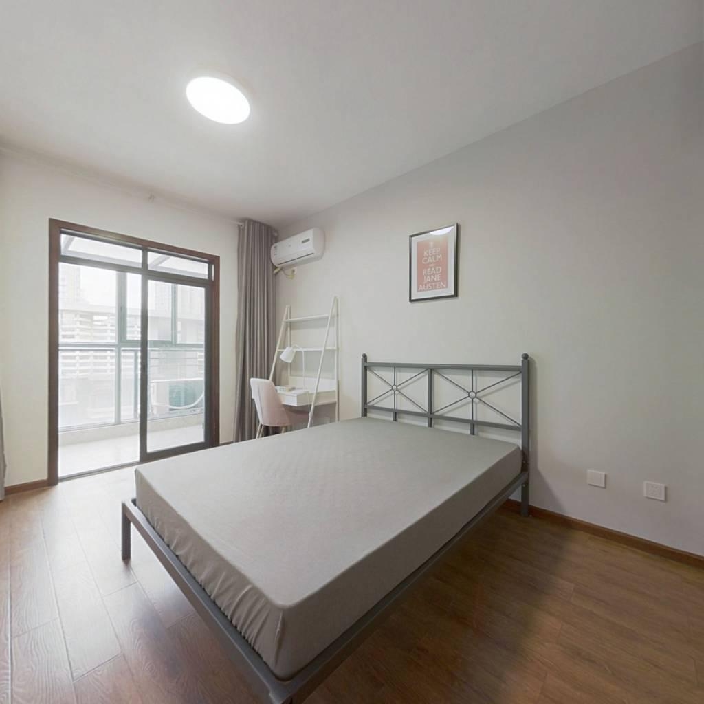 合租·世纪金沙 3室1厅 南卧室图