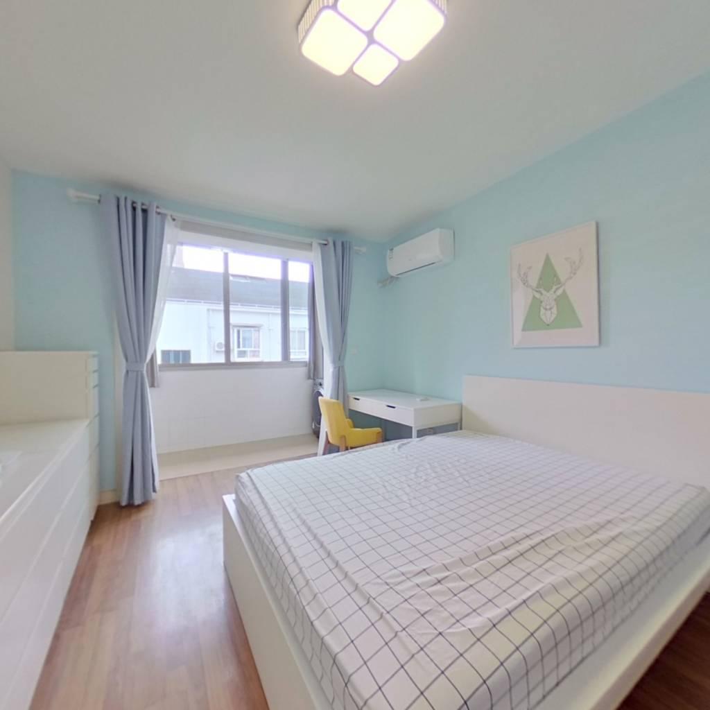 整租·曹杨六村(沙溪园) 1室1厅 卧室图