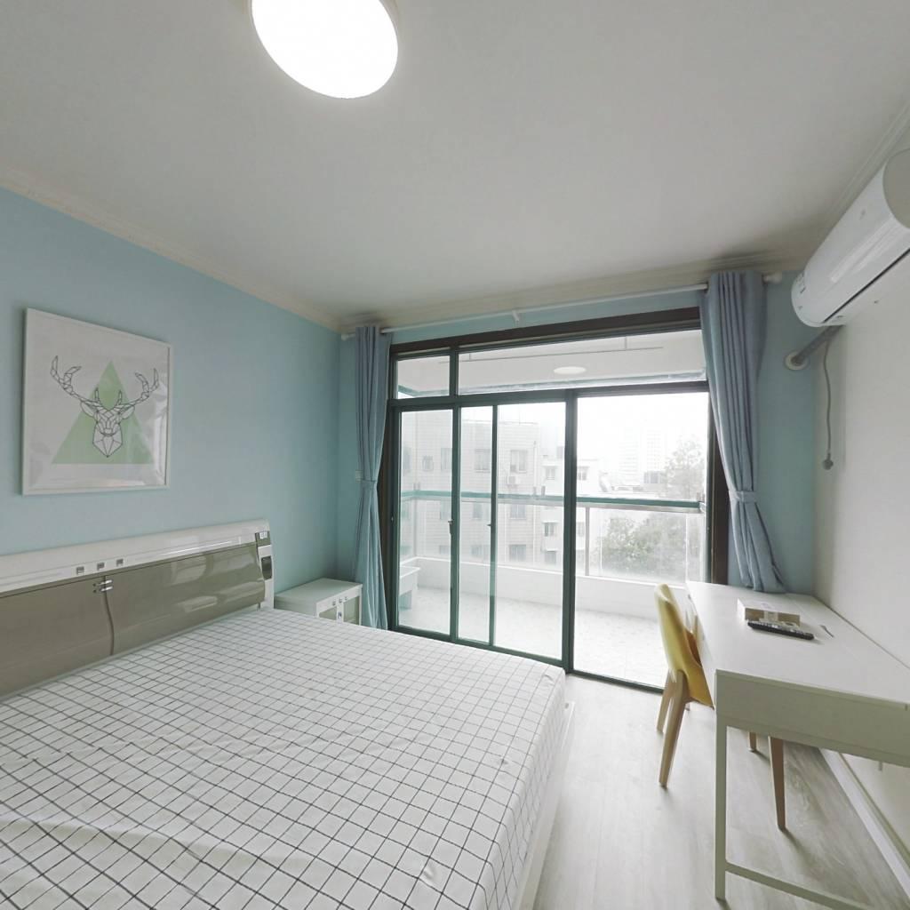 整租·嘉利明珠城 2室1厅 南卧室图