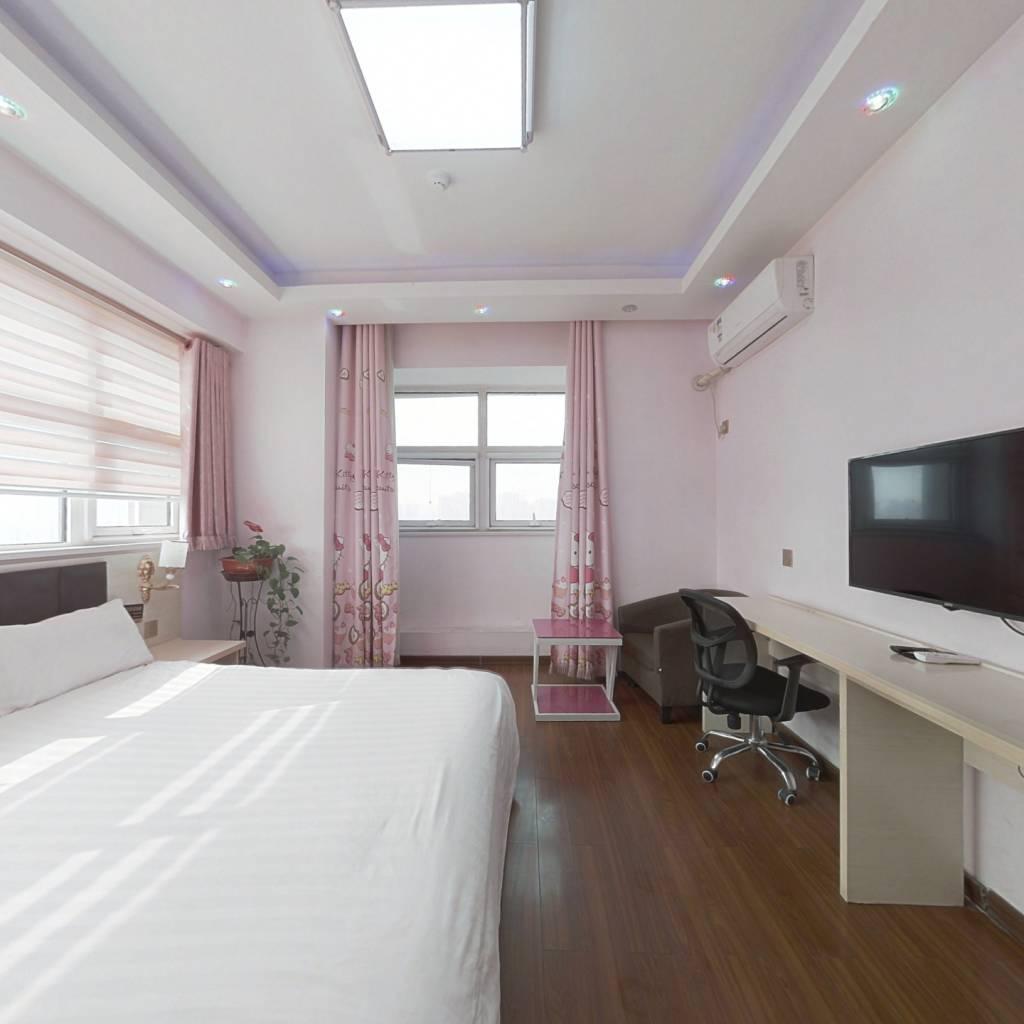 此房为了梦公寓 户型方正 看房方便