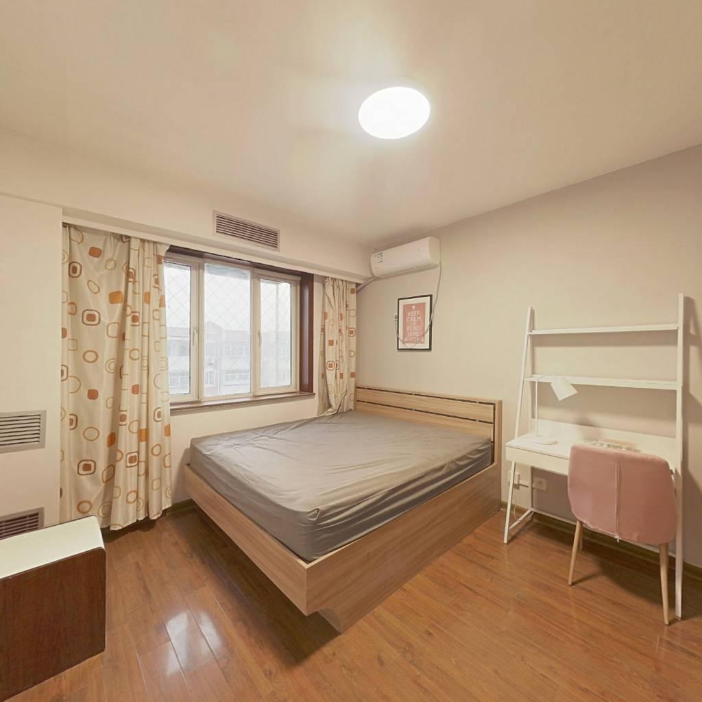 合租·石园北区 3室1厅 北卧室图