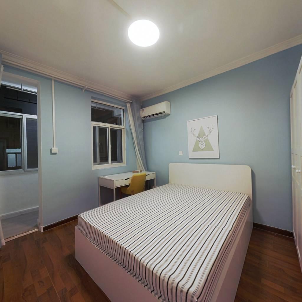 整租·新河二村 2室1厅 南卧室图