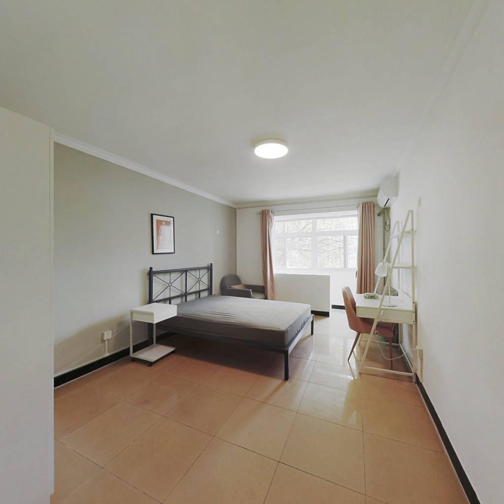 合租·刘家窑东里 3室1厅 北卧室图
