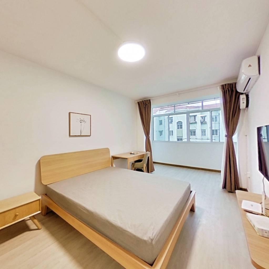 整租·金杨新村三街坊 1室1厅 南卧室图