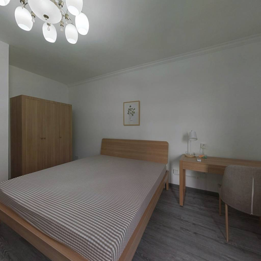 合租·凯乐花园 4室1厅 南卧室图